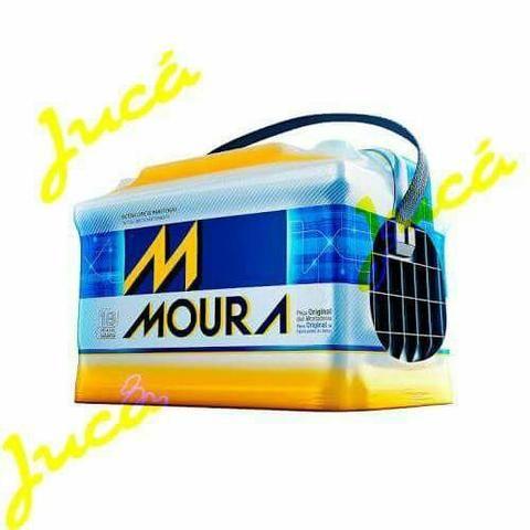 Espetacular promoção em baterias moura!!! confira