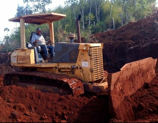 Trator Komatsu D41E ano 2003 - Foto 2