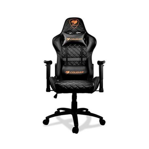 Cadeira Cougar Gamer Armor One Black - Loja Fgtec Informática