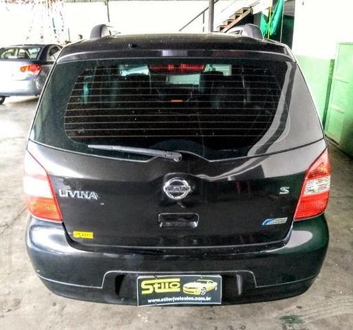 Livina S 1.6 completa 2012 - Foto 3