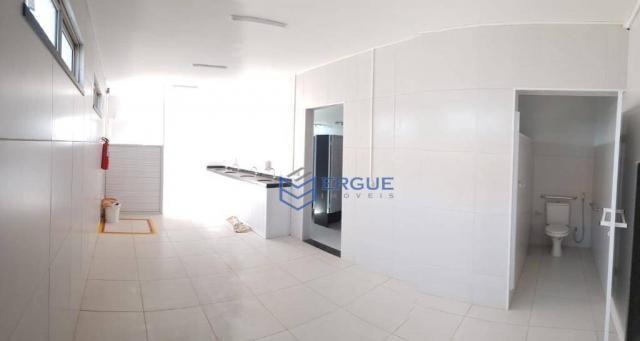 Galpão para alugar, 2500 m² por r$ 23.500,00/mês - maracanaú - maracanaú/ce - Foto 13