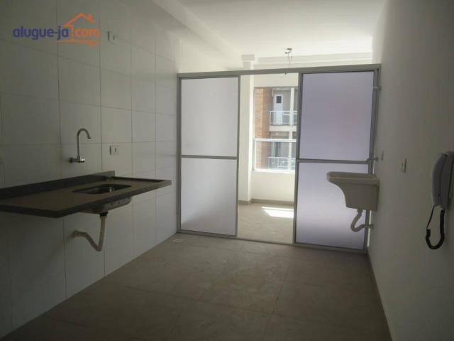 Apartamento com 2 dormitórios à venda, 76 m² por r$ 485.000 - jardim aquarius - são josé d - Foto 11