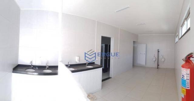 Galpão para alugar, 2500 m² por r$ 23.500,00/mês - maracanaú - maracanaú/ce - Foto 11