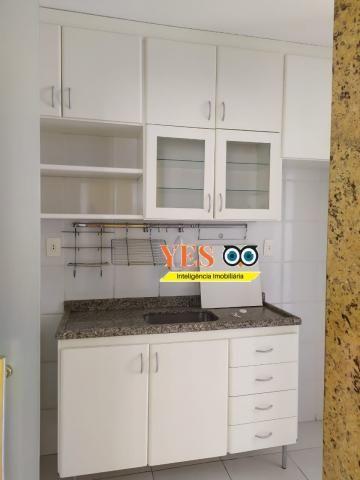 Yes imob - apartamento residencial para locação, 3 dormitórios sendo 1 suíte, 1 sala, 2 ba - Foto 10