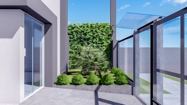 Apartamento à venda com 3 dormitórios em Santana, Guarapuava cod:142233 - Foto 8
