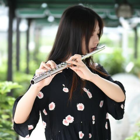 Flauta Transversal Em Dó Ammoon Slade - Foto 6