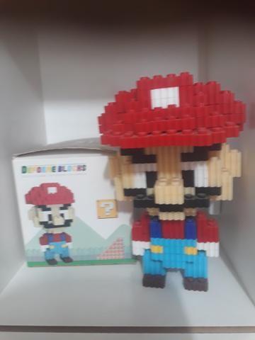 Lego Mário Word +d300 peças