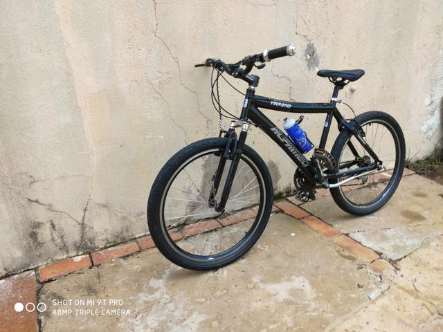 Bicicleta aro 26 alfameq - Foto 2