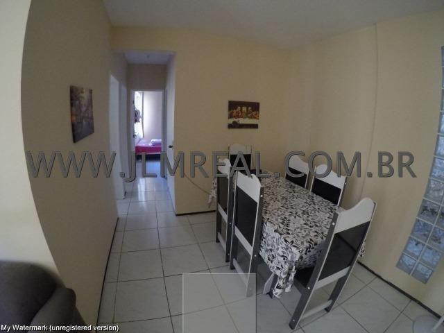(Cod.:051 - Edson Queiroz) - Vendo Apartamento com 80m², 3 Quartos - Foto 4
