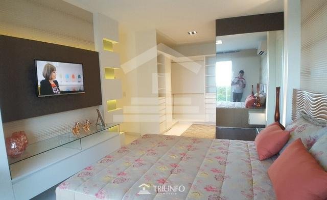 (EXR) Alto padrão! Apartamento à venda no Cocó -> 154m², Hall Privativo [TR13007] - Foto 3
