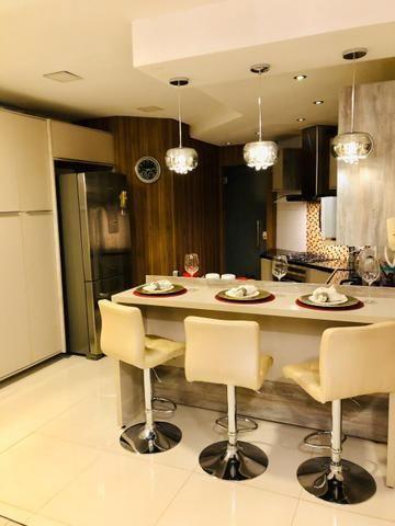 Apartamento Completo Mobiliado e Decorado - Foto 3