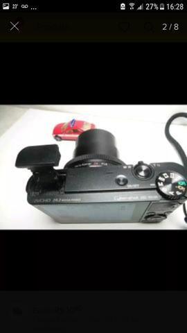 Câmera Sony Rx100 I [carregador/bateria, Polarizador, Tripé, MemoryCard] - Foto 4