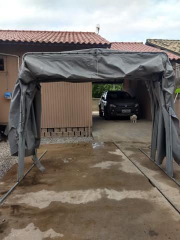 Vende-se garagem retrátil para carro M - Foto 3