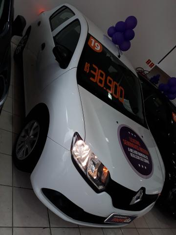Sandero Authentique 1.0 Flex 12V 2019 - Foto 6