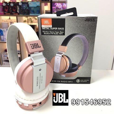 Fone De Ouvido JBL Yw998 Sd Bluetooth Android iOS Música - Foto 3
