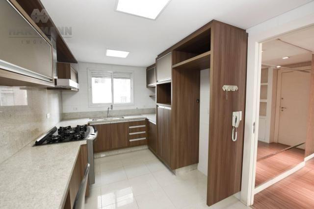 Apartamento com 3 dormitórios à venda por r$ 749.500,01 - juvevê - curitiba/pr - Foto 5