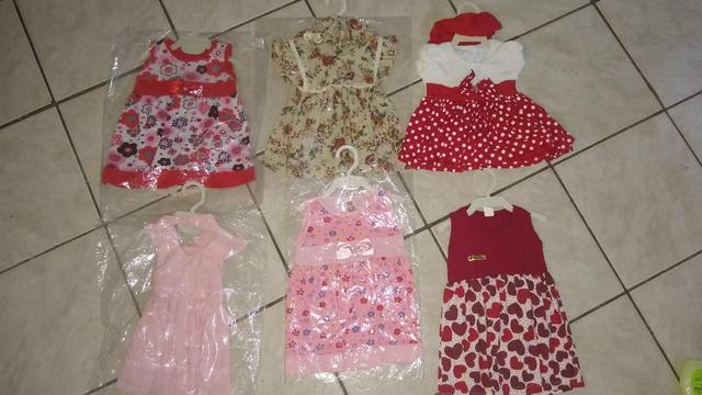 Vestidos de menina - Foto 5