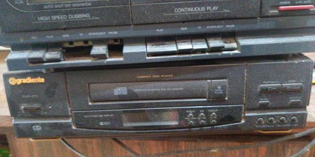 3 em 1 Toshiba com cd auxiliar - Foto 3