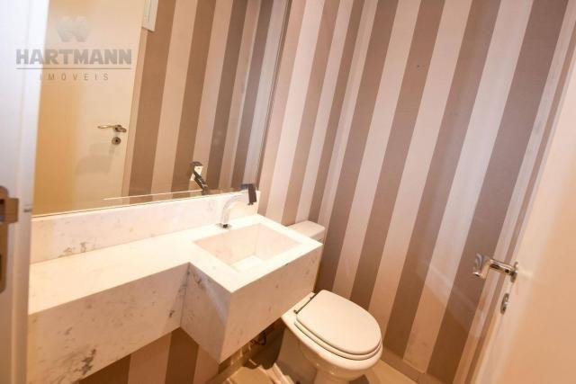 Apartamento com 3 dormitórios à venda por r$ 749.500,01 - juvevê - curitiba/pr - Foto 16