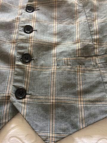 Zara masculino TAM 38 colete - Foto 4