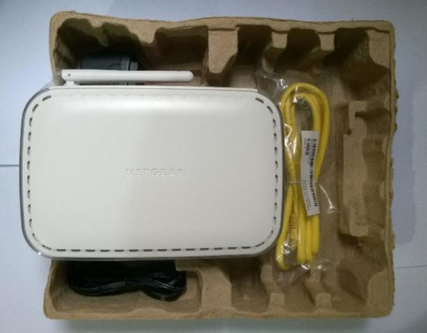Roteador Wireless NetGear WGR614 - Foto 6