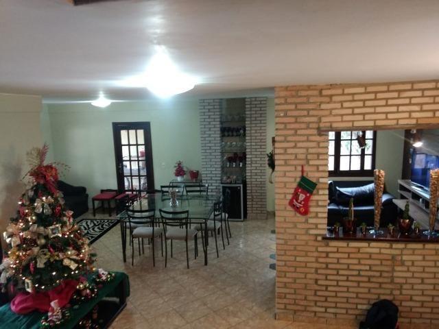 Casa com dois pavimentos em Arquitetura Rústica - Foto 3