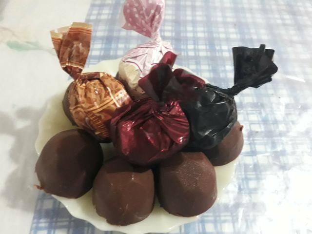 Trufas R$ 1,00 e sobremesas deliciosas - Foto 2
