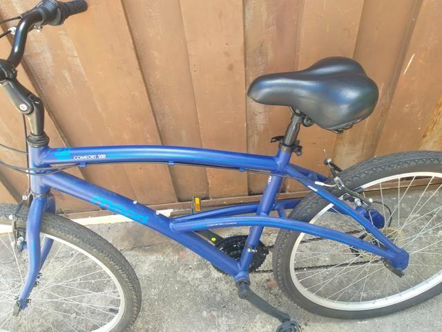 Bicicleta muito boa 1 mês de uso 600 reais