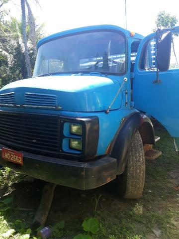 Caminhão 1113 Turbinado Toco,Ano 86