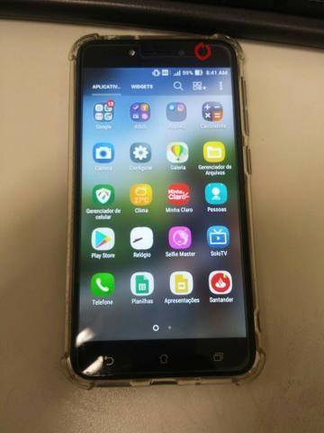 Zenfone 32GB - Defeito na Câmera