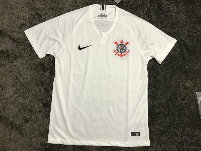 Camisa oficial Corinthians tamanho g - Esportes e ginástica ... adf4b86228023