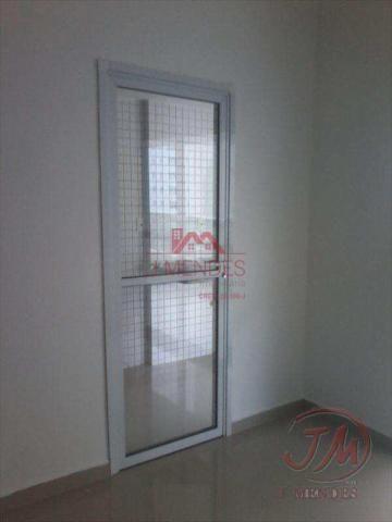 Locação de apartamento de 2 dormitórios sendo 2 suítes, varanda Gourmet c/ vista ... - Foto 6