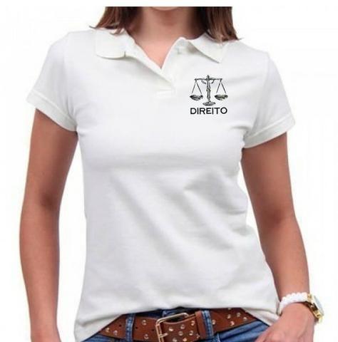 Camisa Polo universitaria Direito - Roupas e calçados - Vila ... e6e882e402630