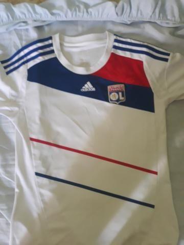 Camisa Lyon 13 14 original - Roupas e calçados - Vila Santa ... 12691b093202c