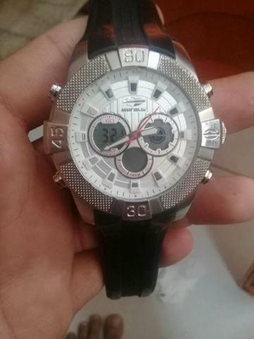 Relógio Mormaii Original - Bijouterias, relógios e acessórios ... 326c482954