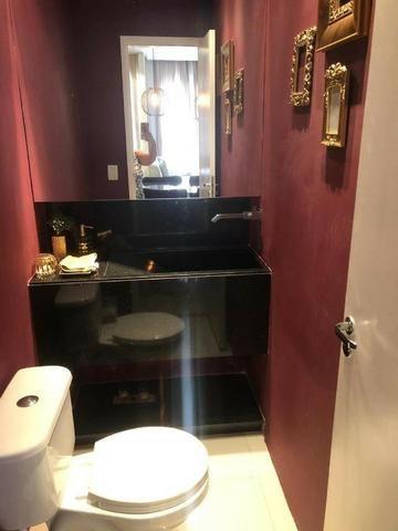 CA1572 Casa 80m² Cond. Magna Villaris 3 Qts Sendo 2 Sts Decorada, Climatizada, e Mobiliada - Foto 17