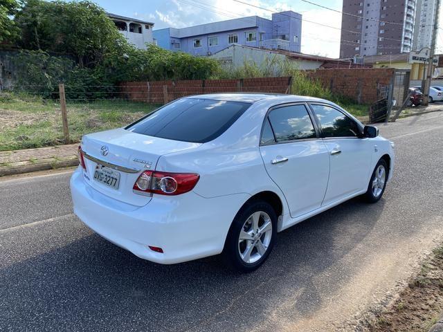 Corolla GLI 1.8 AUT 2014 - Foto 6