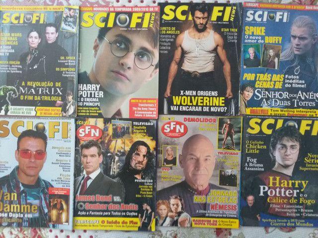 Coleção revistas sci fi  - Foto 5