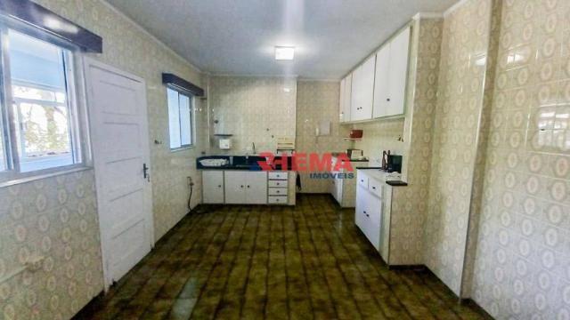 Apartamento com 3 dormitórios à venda, 146 m² por R$ 629.000,00 - Aparecida - Santos/SP - Foto 11