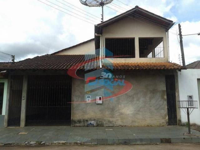 Casa para locação com ótima localização Rua Belém, 390 - Bairro: Embratel. Porto Velho - R