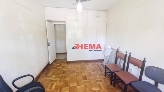 Apartamento com 3 dormitórios à venda, 146 m² por R$ 629.000,00 - Aparecida - Santos/SP - Foto 7
