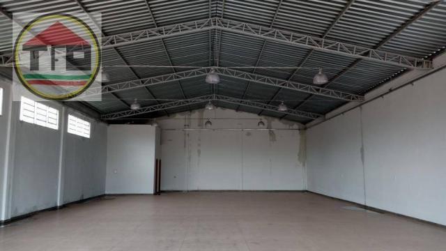 Galpão para alugar, 312 m² por R$ 4.000/mês - Belo Horizonte - Marabá/PA - Foto 7