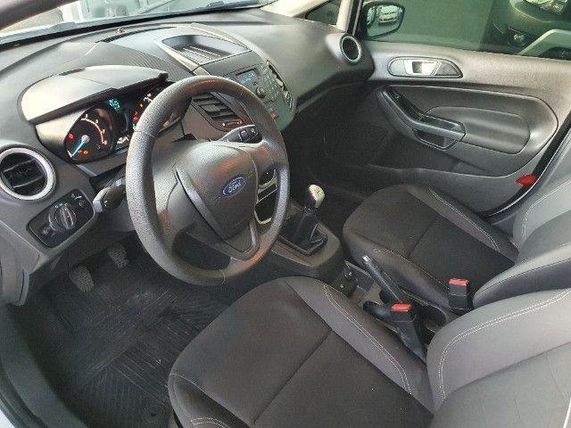 Ford-Fiesta SE 1.6 Flex Ano 2018 Único Dono!!! - Foto 8
