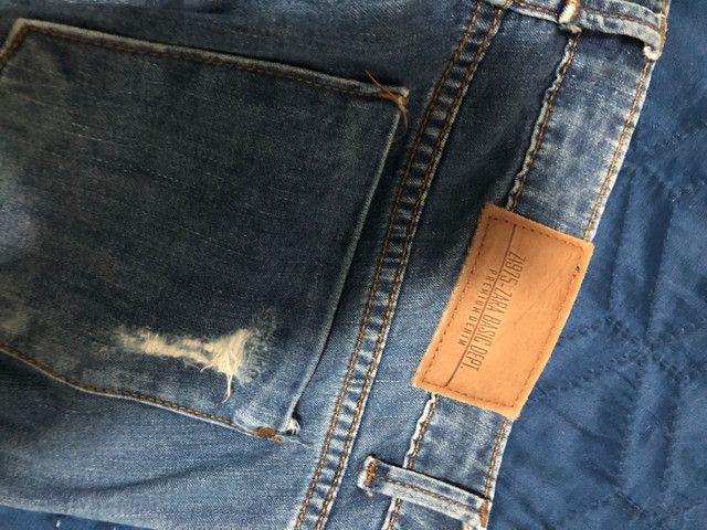 Calça jeans Zara - Foto 3