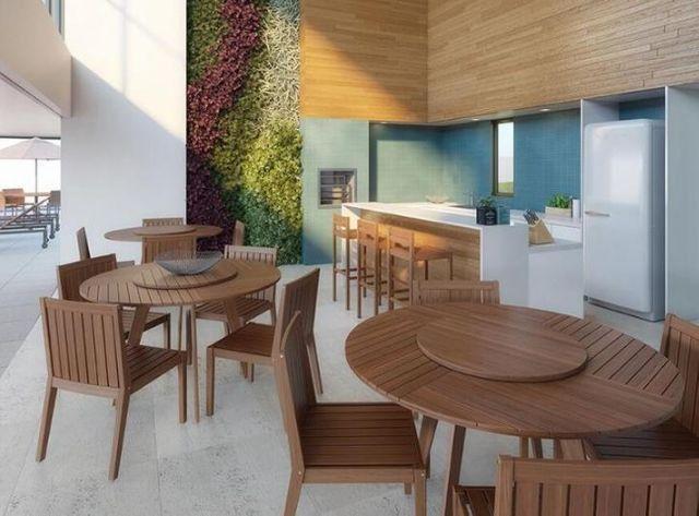 FG*Apartamento 4Qts alto padrão-135M² 3suítes-Ilha do Retiro -Varanda Gourmet - Foto 9