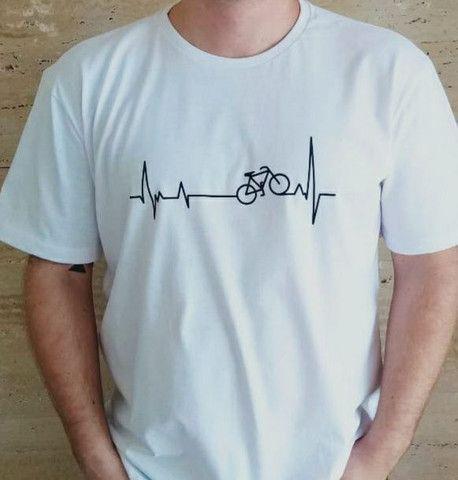 Camiseta adulto, juvenil e infantil - Foto 5