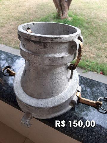 Adaptador / descarga selada e lanterna anti explosão  - Foto 5