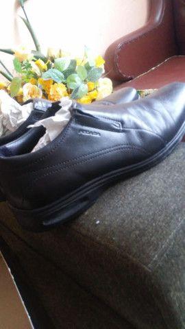 Sapato Pegada Original, Tamanho 39/40, Na loja esta R$190,00 - Foto 2