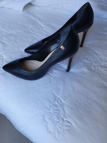 Sapato Scarpim Preto