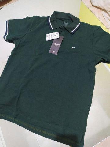 Camisas Ellus Gola Polo - Foto 2